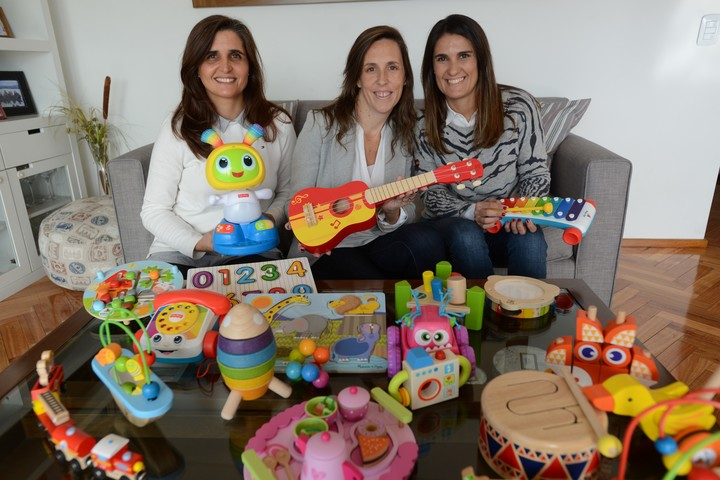 Clarín – Trend in Europe and the United States. The rental of toys reaches the country and saves up to 50%